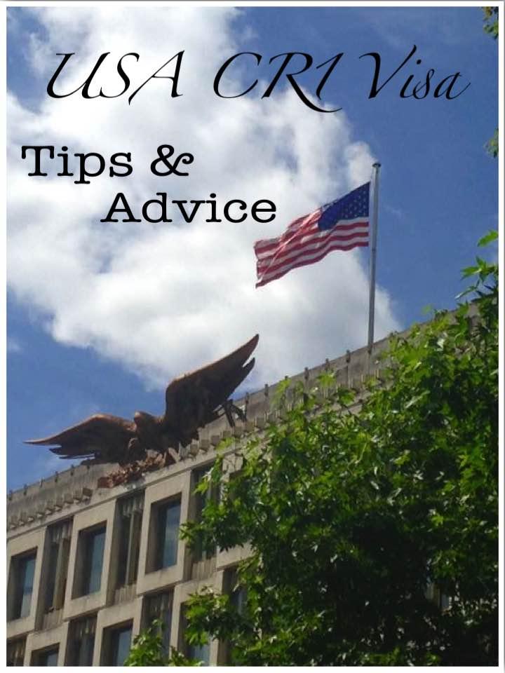 USA CR1 Visa Tips and Advice