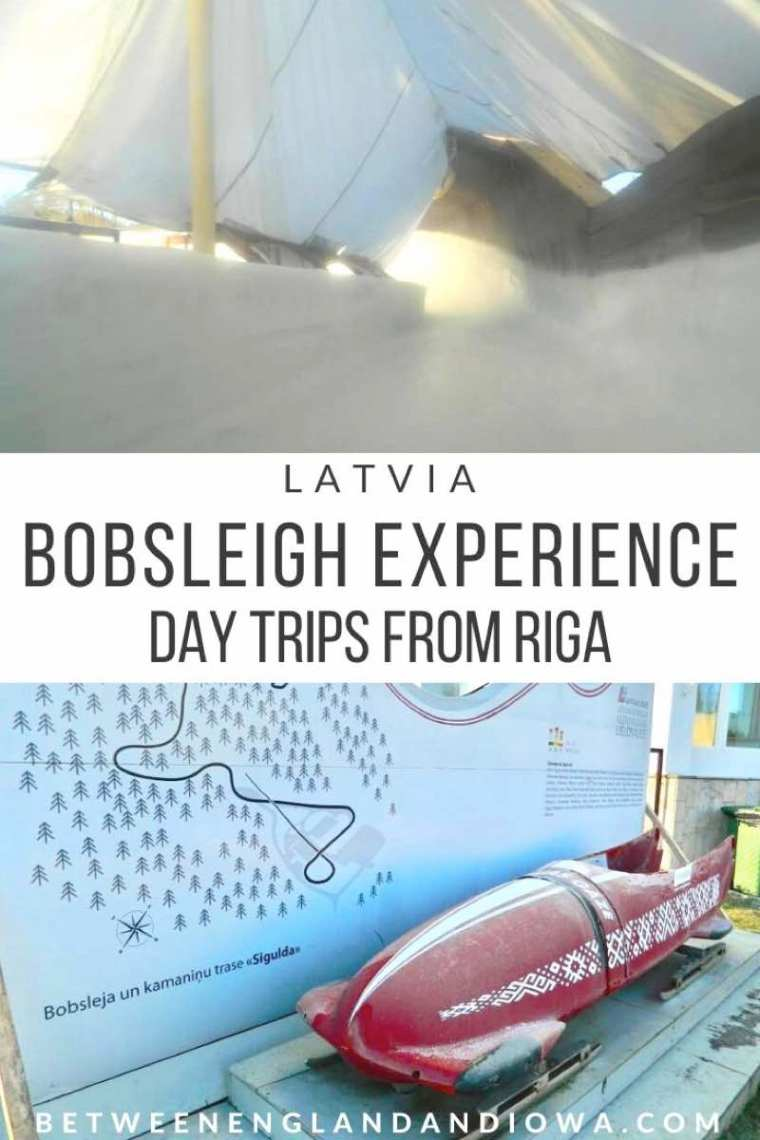 Bobsleigh Latvia | Things to do in Riga - Bobsleigh at the Sigulga Bobsleigh Track