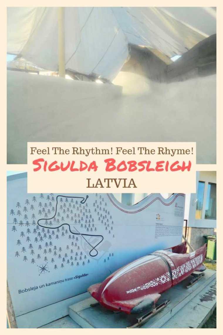 Sigulda Bobsleigh Latvia