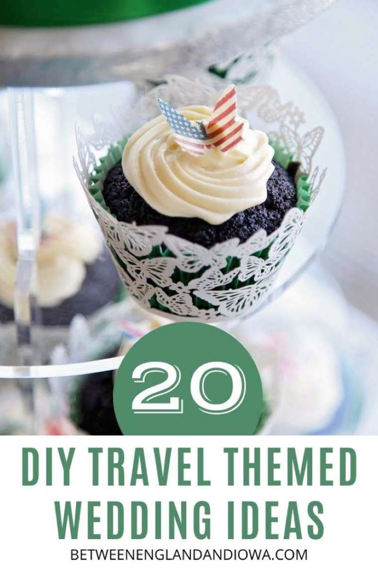 20 DIY Travel Themed Wedding Ideas