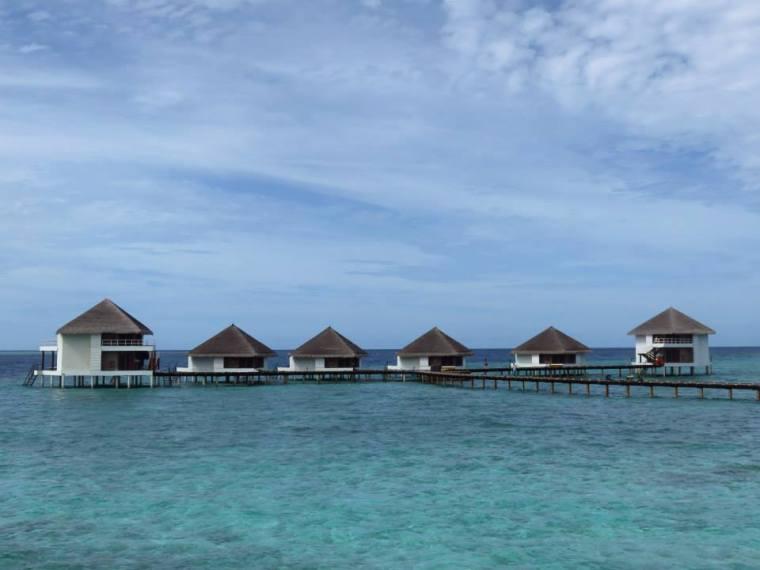 Water Bungalows Maldives