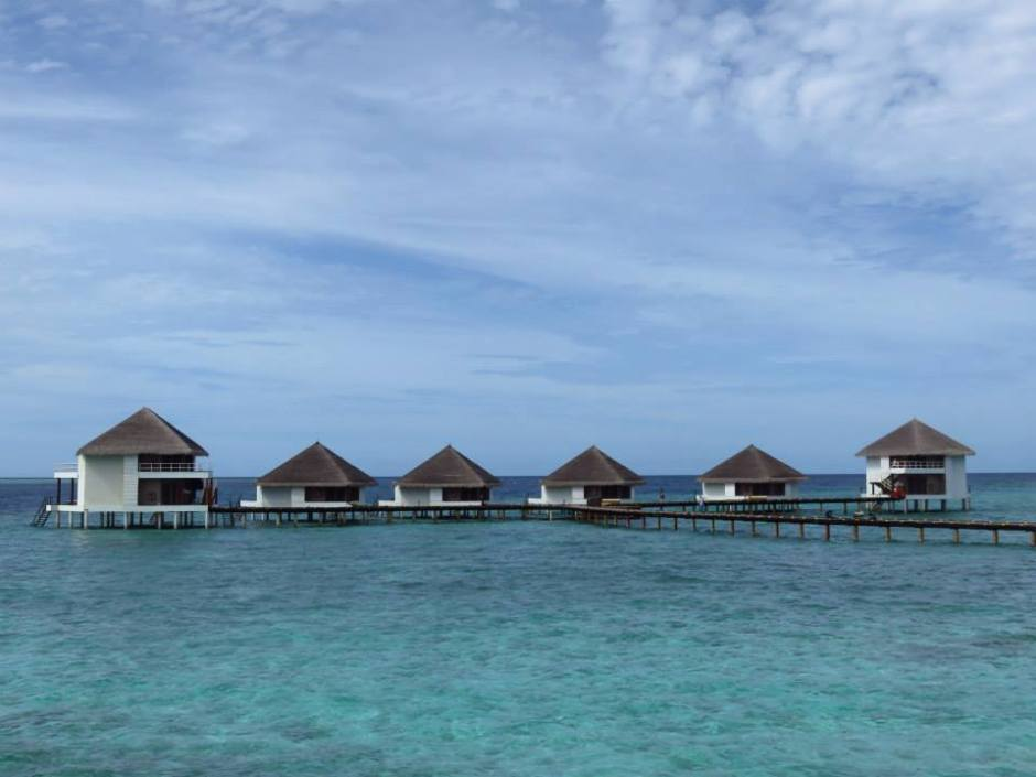 Water Bungalows Maldives