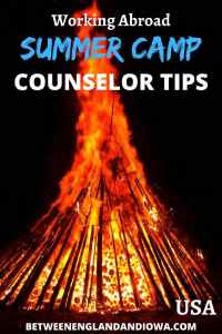 Summer Camp Counselor Tips and What To Expect