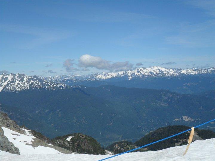Whistler Glacier Tours
