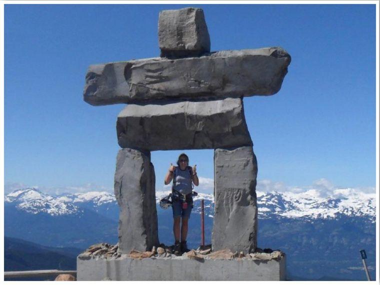 Whistler Mountain Hike: Whistler Glacier Tour