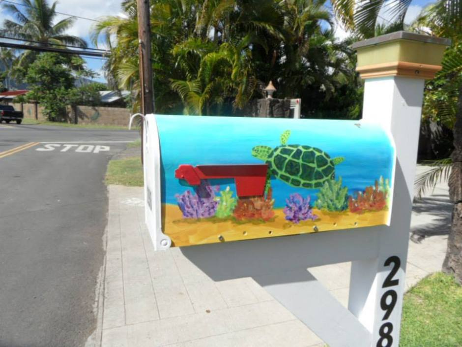 Hawaii Mailboxes