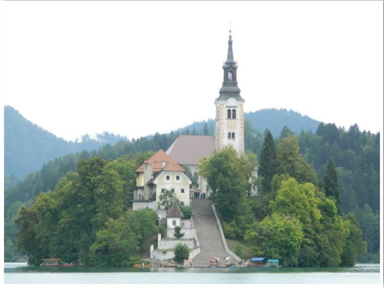 Lake Bled Church Things to do in Lake Bled