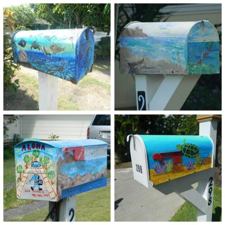 Mailbox Street Art