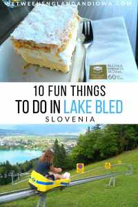 10 Things to do in Lake Bled