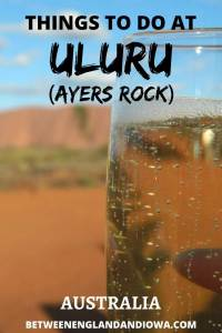 What to do in Uluru (Ayers Rock) Australia