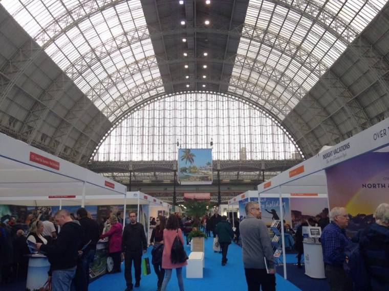 Destinations Show 2016 London Olympia
