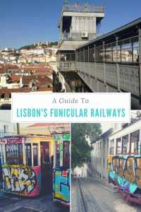 A Guide to the Lisbon Funicular Railways