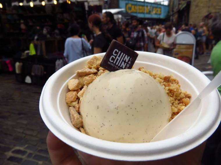 Chin Chin Labs Nitro Ice Cream London