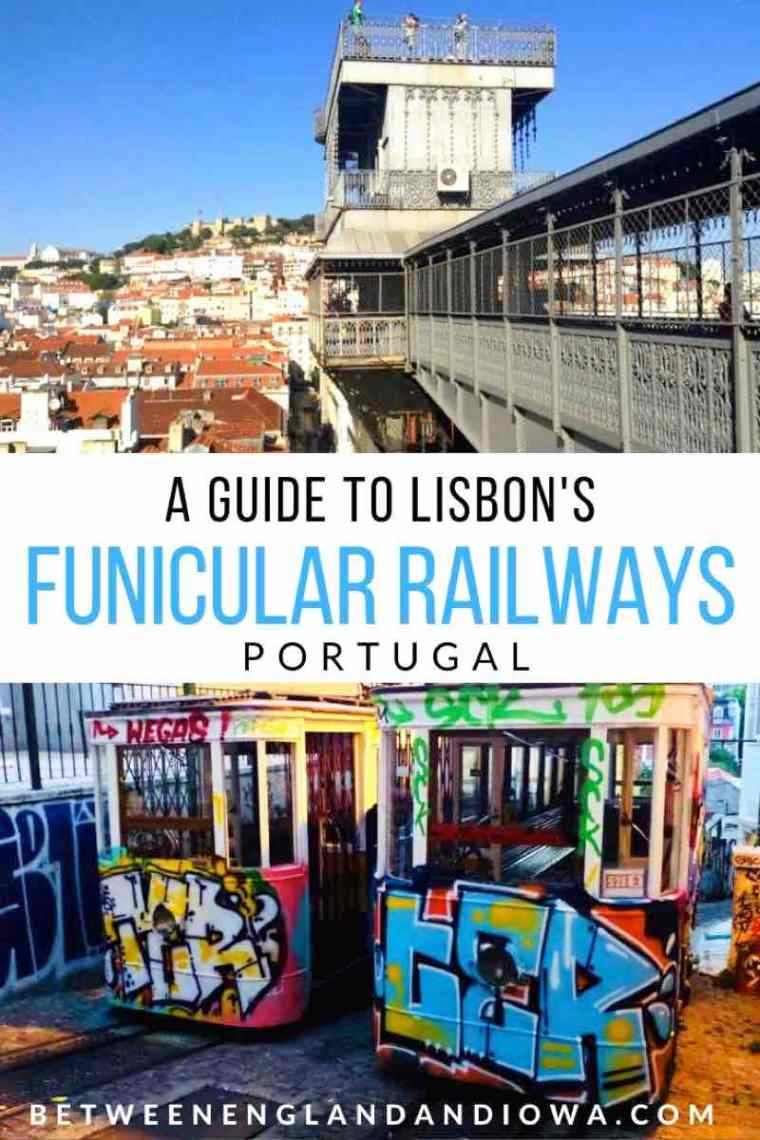 A guide to Lisbon's Funicular Railways and Elevators in Portugal