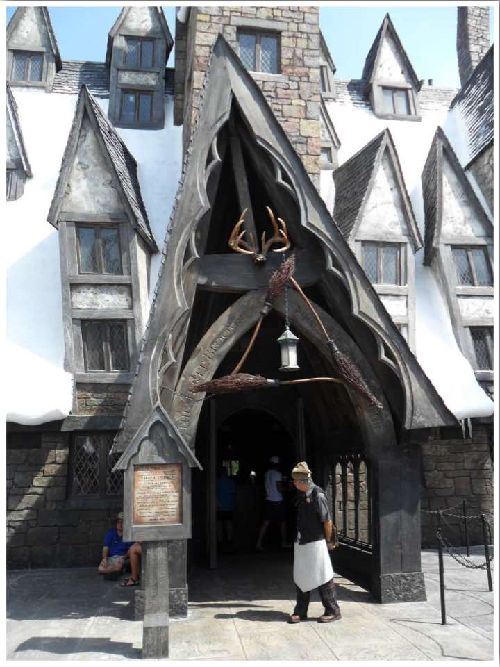 Harry Potter Three Broomsticks