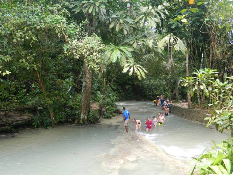 Jamaica Dunns River Falls