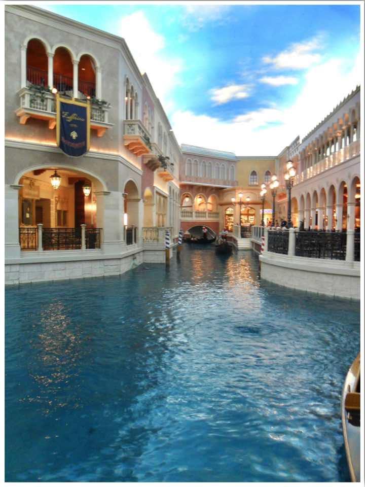 Las Vegas Gondola Ride The Venitian