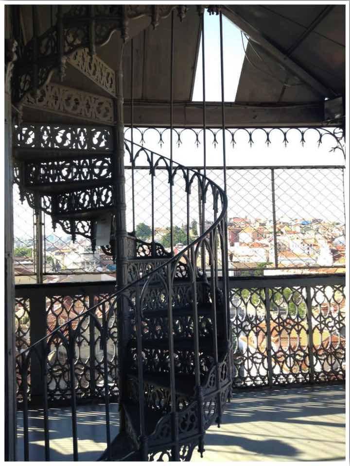 Elavador de Santa Justa: Lisbon's Funiculars and Elevators