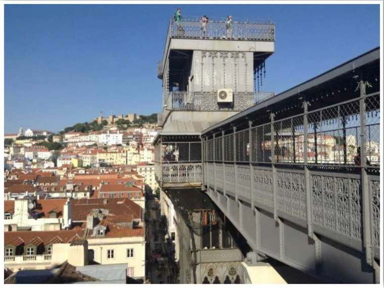 Lisbon Funicular Railways