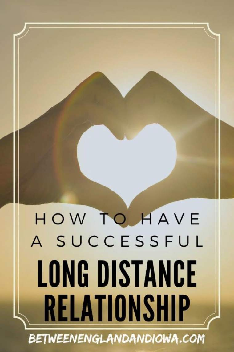Important qualities to have for a successful long distance relationship