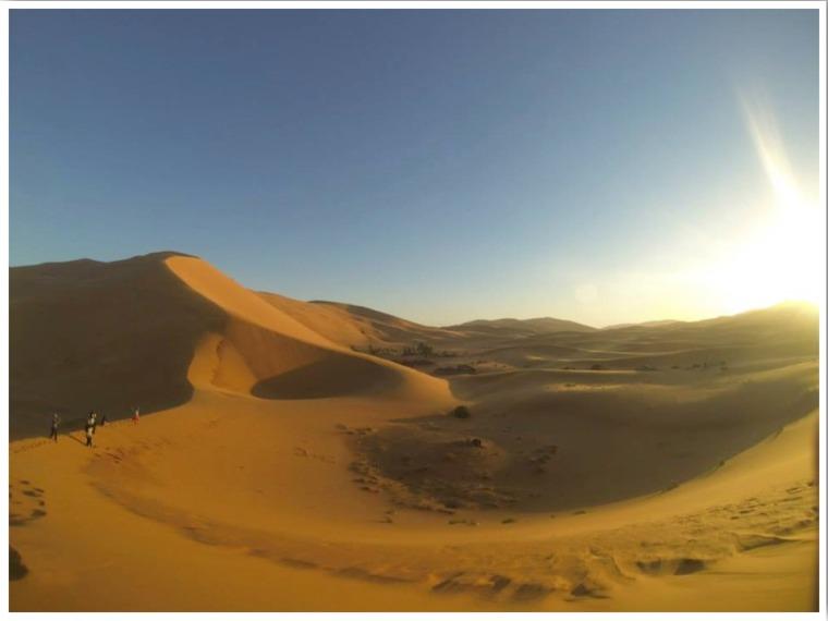 Morocco Sahara Desert Tour Erg Chebbi