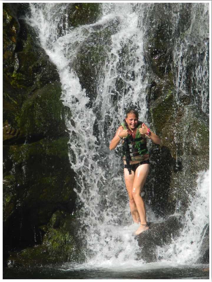 Waimea Falls Waterfalls in Hawaii