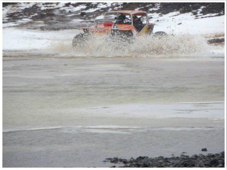 Formula Offroading Iceland