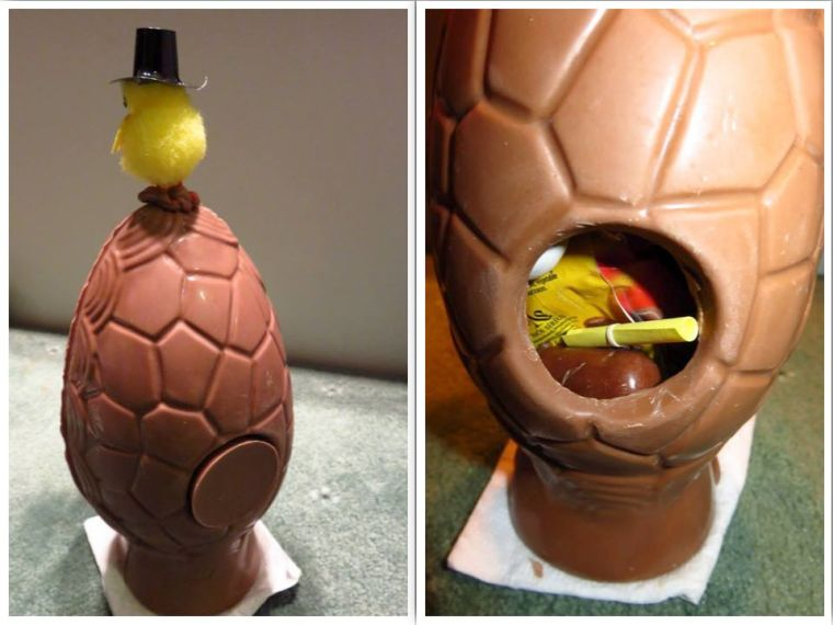 Icelandic Easter Eggs