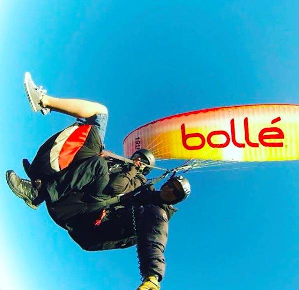 Paragliding Queenstown NZ