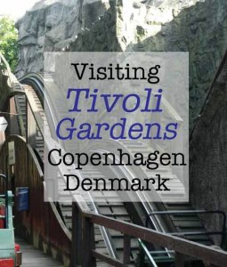 Visiting Tivoli Gardens Copenhagen