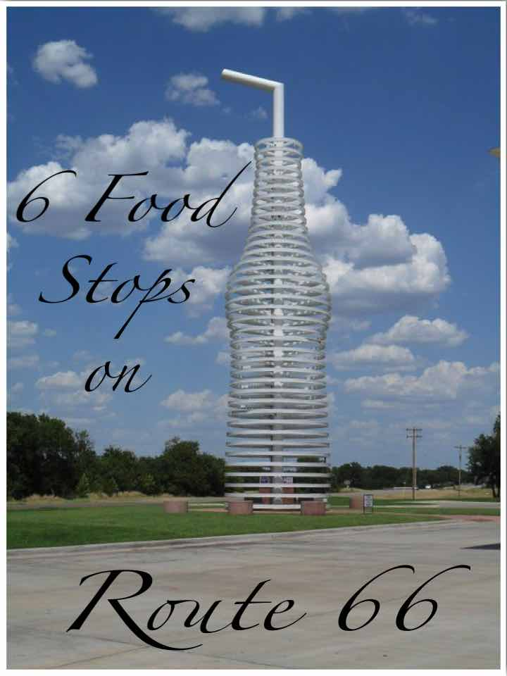 6 Food Stops on Route 66