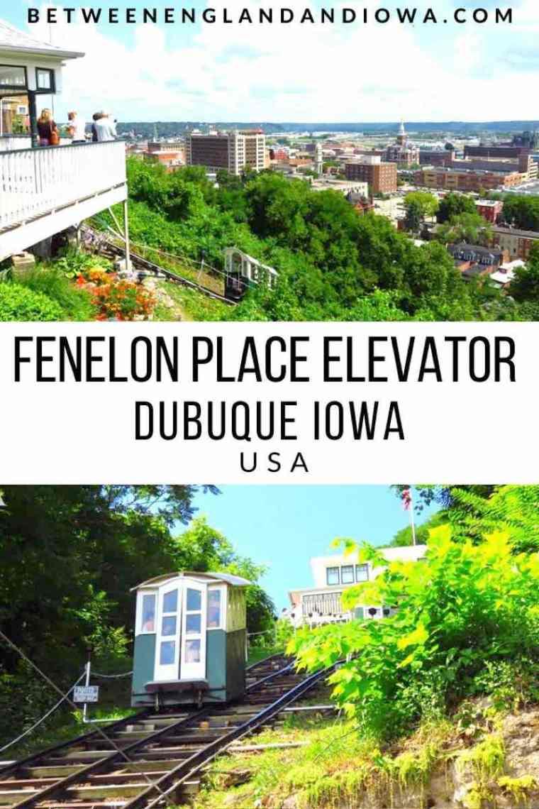 Fenelon Place Elevator Dubuque Iowa USA