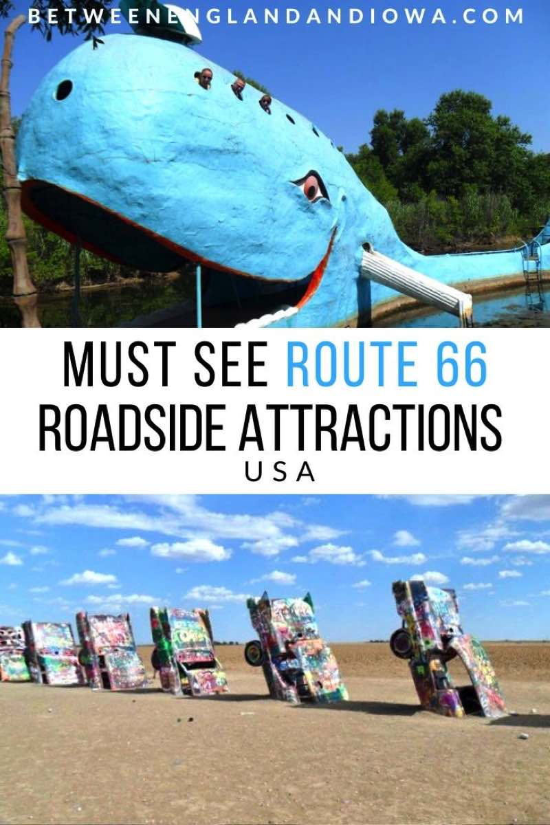 Route 66 Roadside Attractions USA