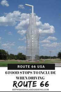 6 food stops you should make along Route 66 USA! Check out these fun places to eat on Route 66!