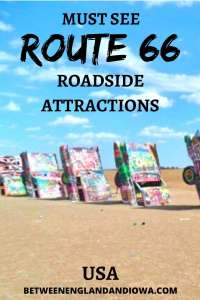 Must see unique and giant Route 66 roadside attractions