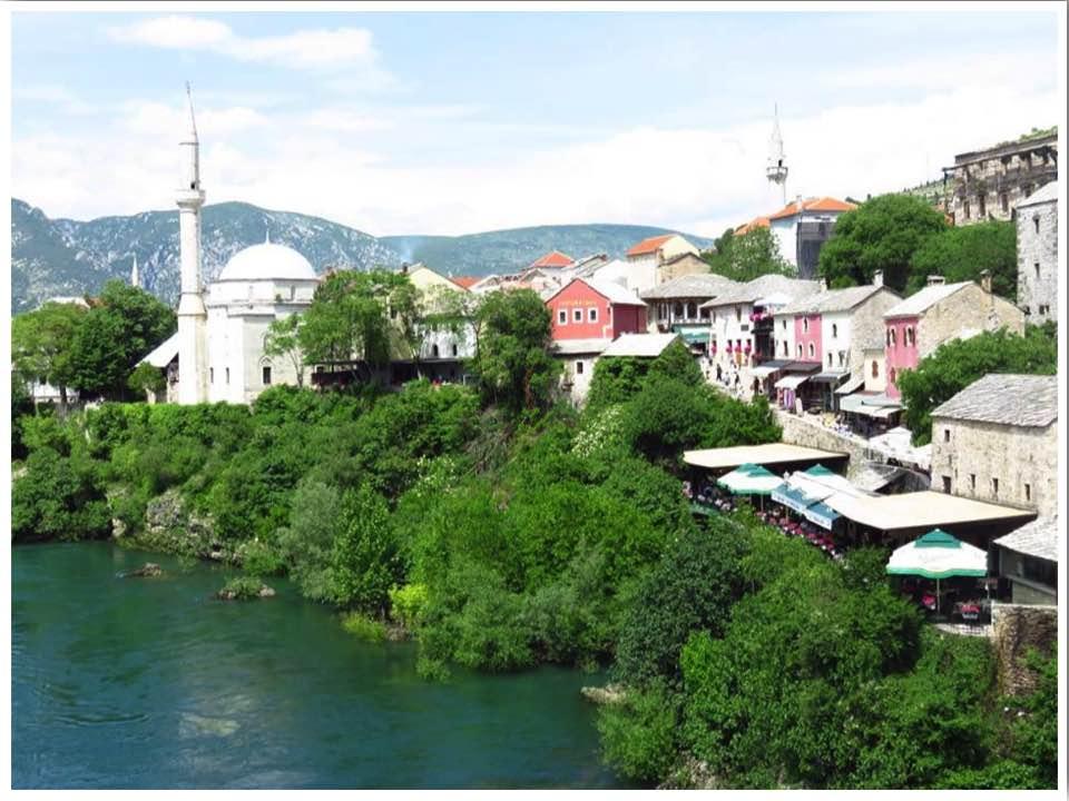 Koski Mehmed-Pasina Mosque Mostar