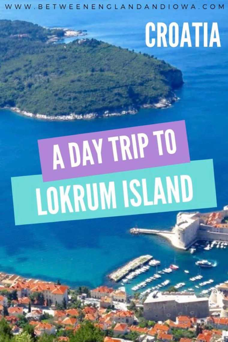 A Guide to Visiting Lokrum Island Dubrovnik