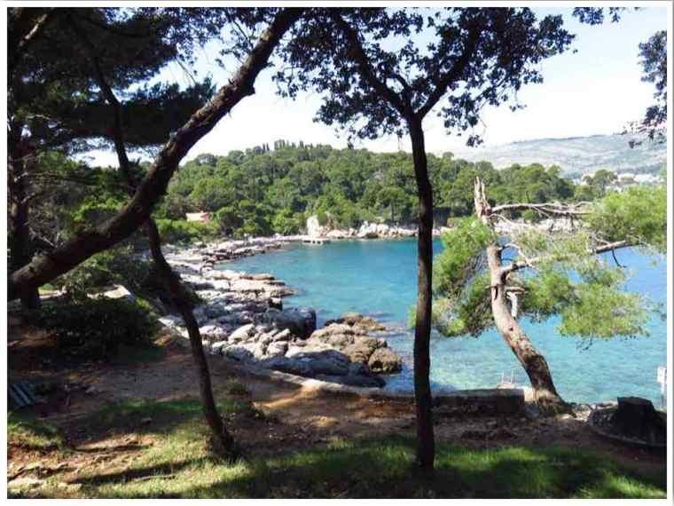 Lokrum Island Dubrovnik Croatia