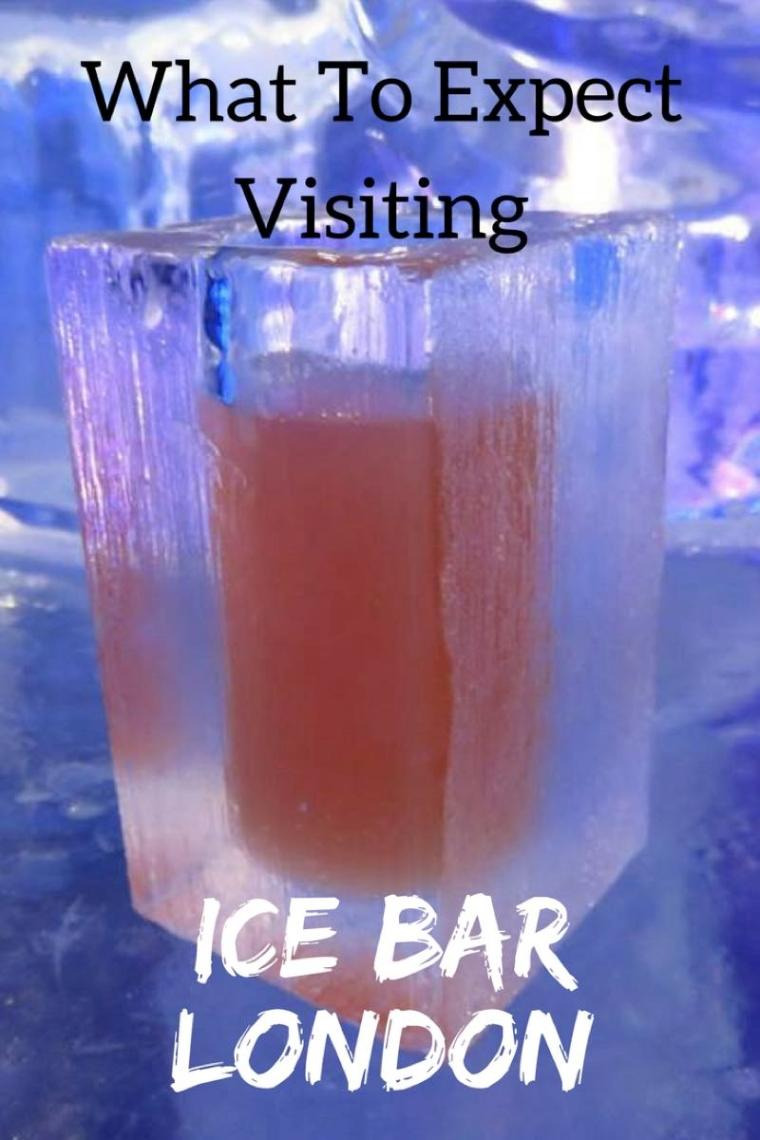 What to expect visiting Ice Bar London, UK!