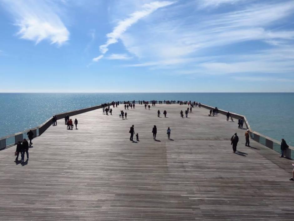 Hasting's Pier