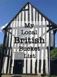 Local Essex British Bucket List