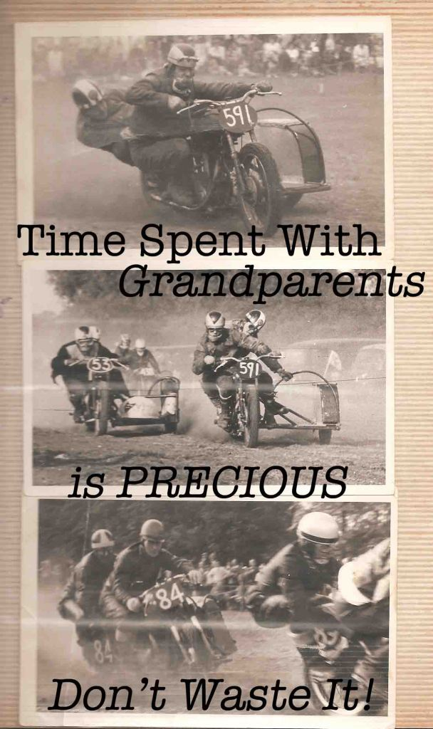Time Spent With Grandparents is Precious