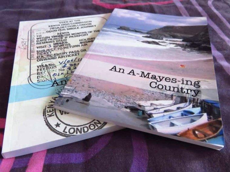 Typed Travel Journals