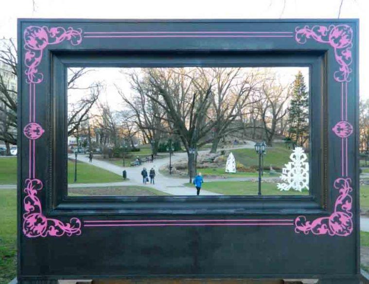 Bastion Hill Park Riga Latvia