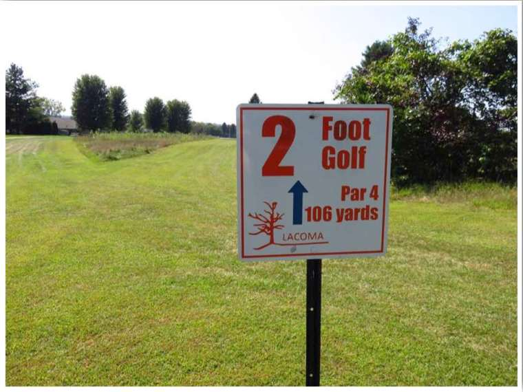 Footgolf Courses Lacoma Golf Course Illinois