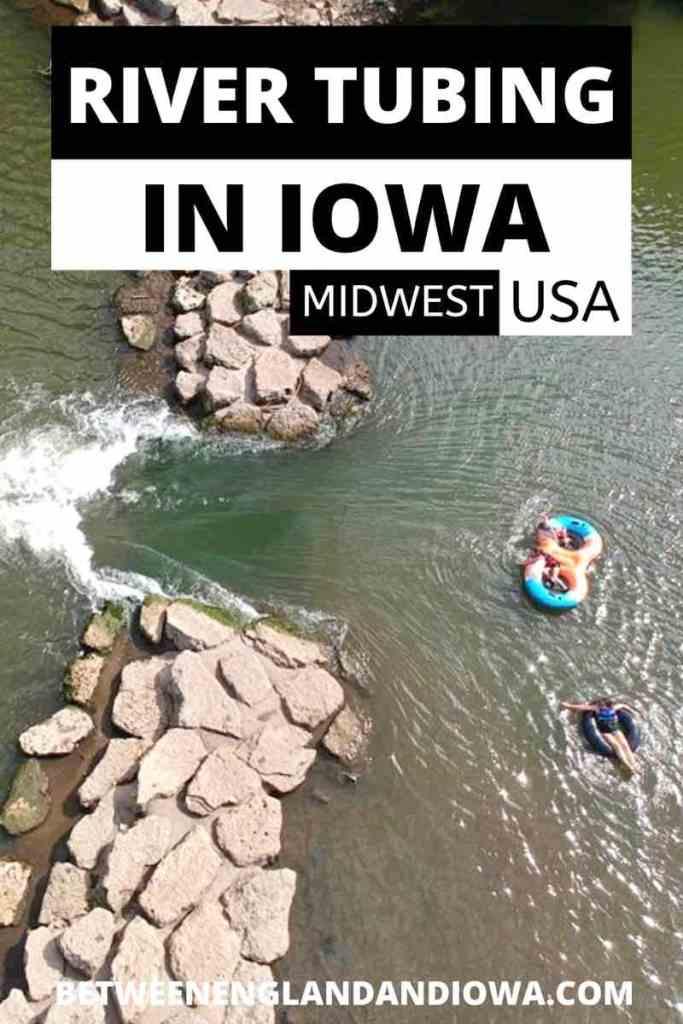 River Tubing in Iowa USA
