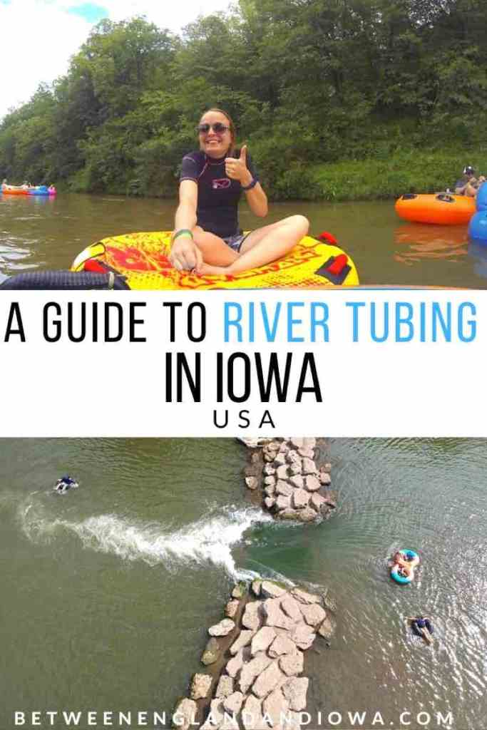 A guide to River Tubing in Iowa USA