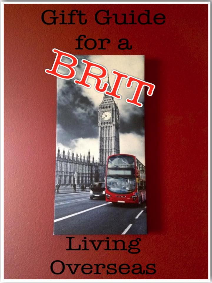 Brit Overseas Gift Guide