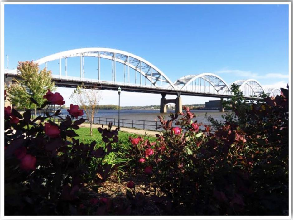 Mississippi River Davenport, IA