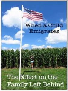 When a Child Emigrates